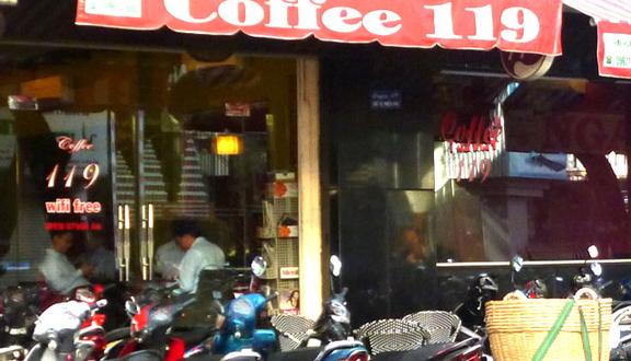 119 Cafe - Lê Thị Hồng Gấm