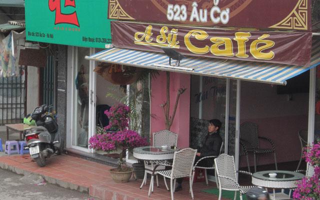 Âu Lạc Cafe - Phòng Hát Tự Chọn