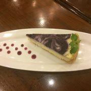 cheesecake bluebery