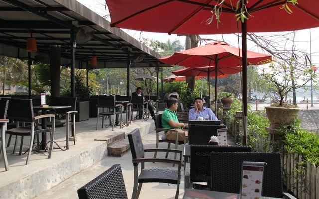Paradise Cafe - Hồ Văn Quán