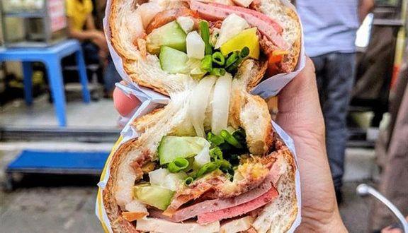 Bánh Mì Huỳnh Hoa - Bánh Mì Pate