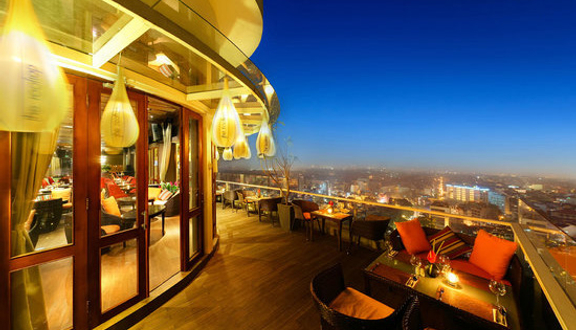 The Rooftop Bar & Restaurant