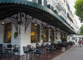 La Terrasse du Metropole Cafe - Sofitel Legend Metropole Hanoi