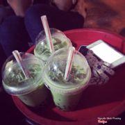 Trà xanh Thái Lan