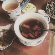 Thiên sơn hoa quả trà