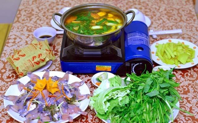 Quán Cây Sung - Vịt Om Sấu - Thanh Bình