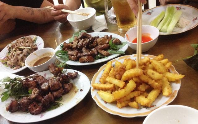 Lẩu Dê Tuấn Hằng - Tân Thụy