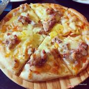 pizza bò dứa thơm ngon <#