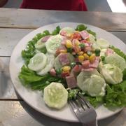 Salad mùa xuân