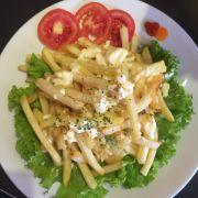 Salat khoai tây trộn