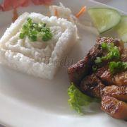 cơm tấm thịt nướng