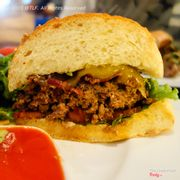 Shay's Famous Burger