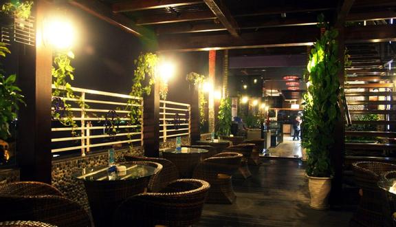 Lavender Garden Bar