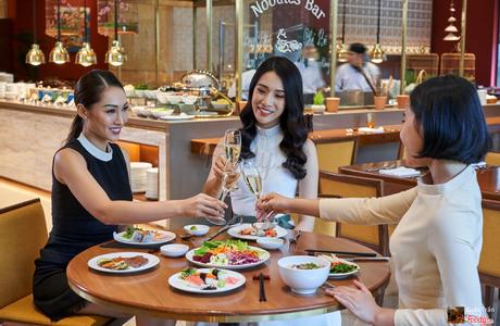 Saigon Cafe - Sheraton Saigon Hotel & Towers