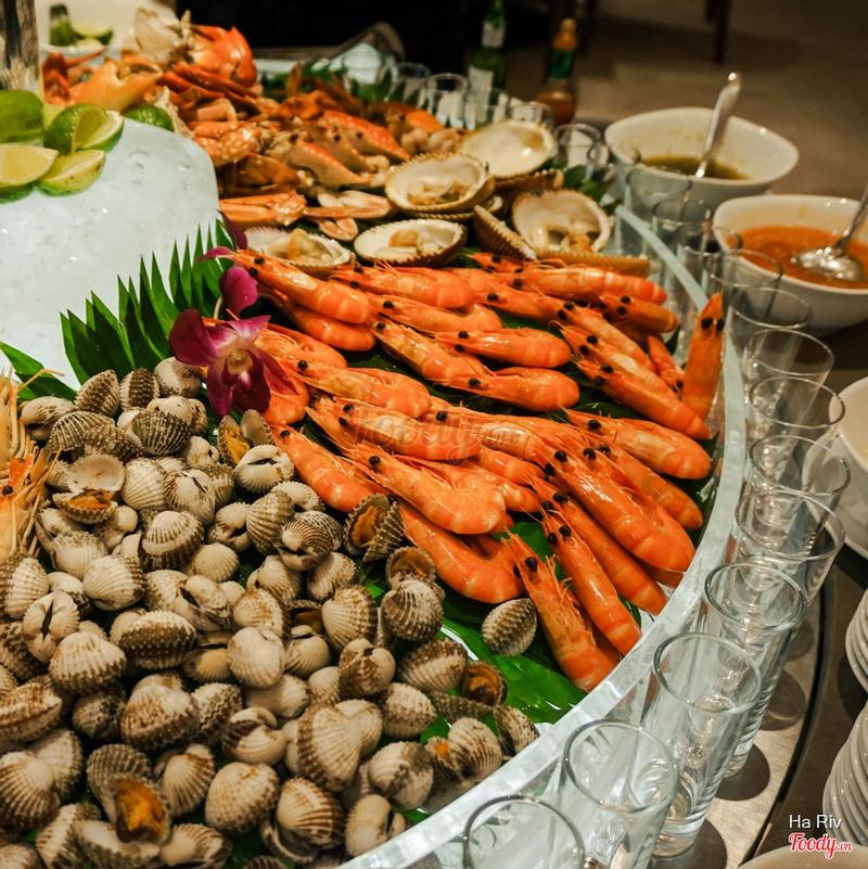 Saigon Cafe - Buffet món tây - Sheraton Saigon Hotel & Towers ở ...