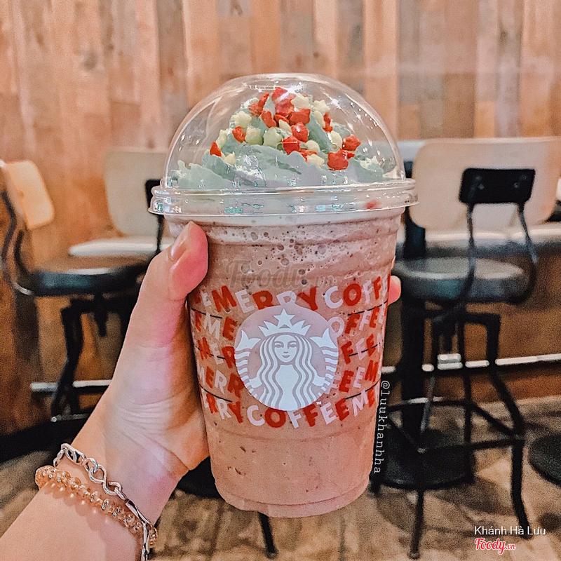 Wishing Star Chocolate Chip Cream Frappuccino