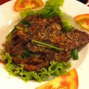 Bò nướng Thái