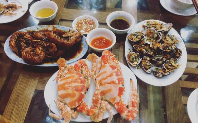 Tuấn Năm - Các Món Hải Sản