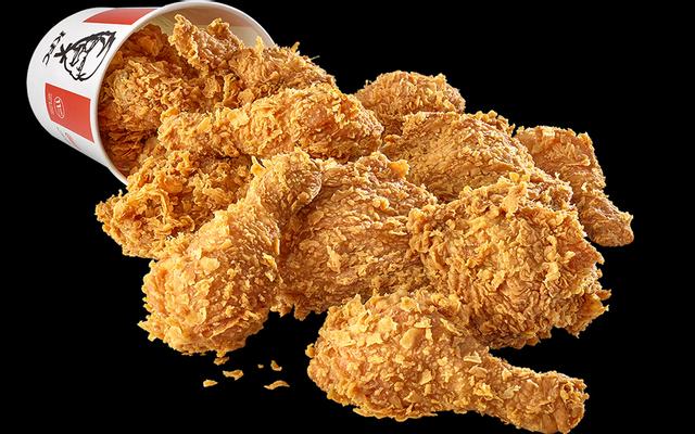 Gà Rán KFC - Âu Cơ