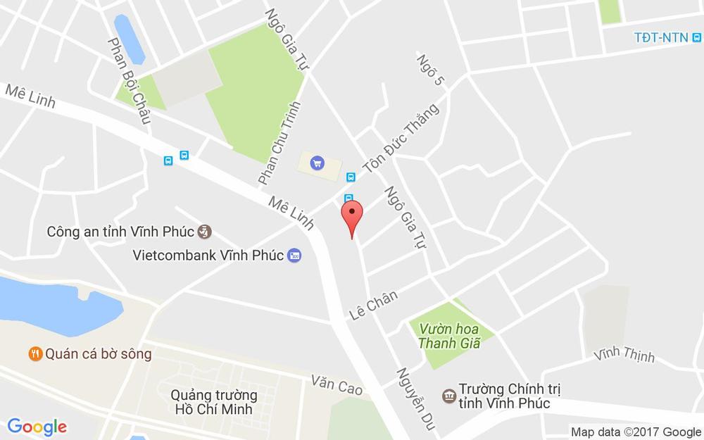 Vị trí bản đồ Lẩu Thắng Cố Ngựa - Quán ăn bình dân ở Vĩnh Phúc