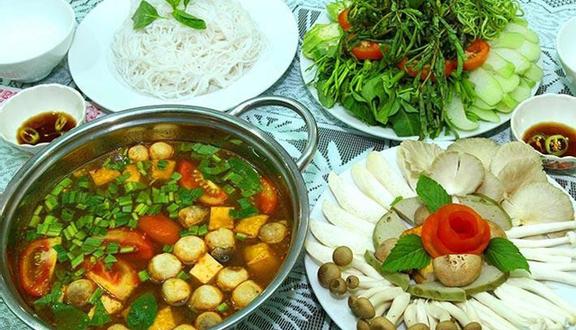 Quán Chay Bình An