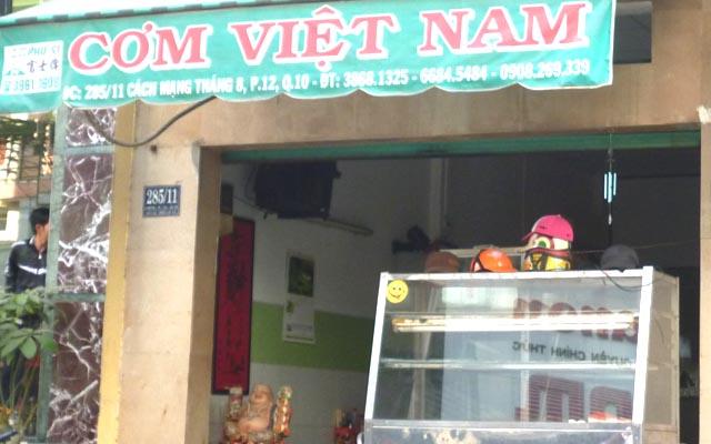 Cơm Việt Nam - Cá Kho Tộ, Canh Chua Đầu Cá Lóc
