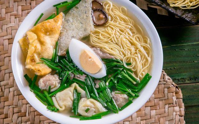 Mì Vằn Thắn - Đinh Liệt