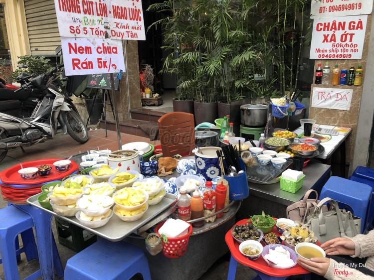 Bún Ốc Chấm Tống Duy Tân - Hà Nội ở Hà Nội