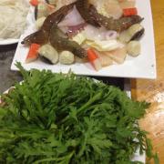 Lẩu hải sản Sesan