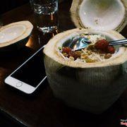 Kem dừa hồ tây 😘