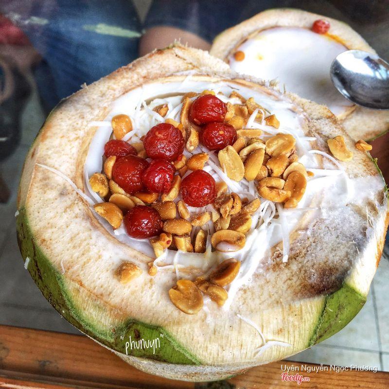 Kem quả dừa