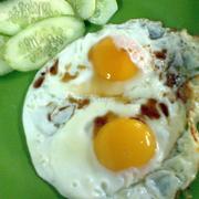 Ốpla 2 trứng
