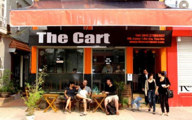 The Cart Cafe - Âu Cơ