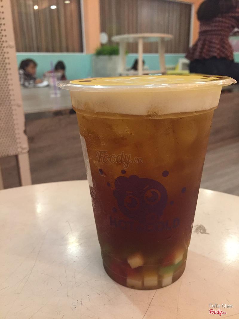 Hồng trà thạch cầu vồng