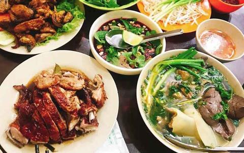 Nhà hàng có món ngon từ thịt ngan, ngỗng