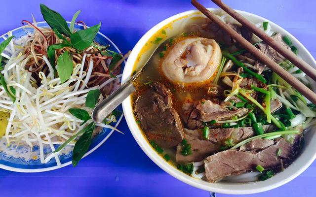 O Xuân - Bún Bò Huế - Quang Trung