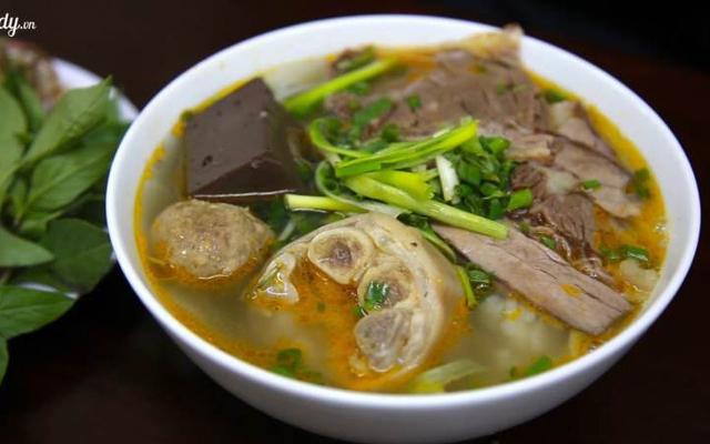 Bún Bò Huế O Xuân - Quang Trung