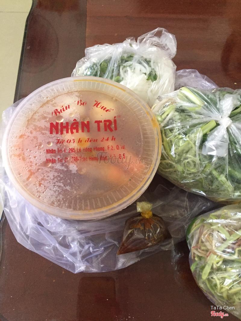 Bún Thái
