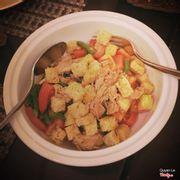 Salads- quite good