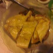 Bánh mỳ nướng mật ong