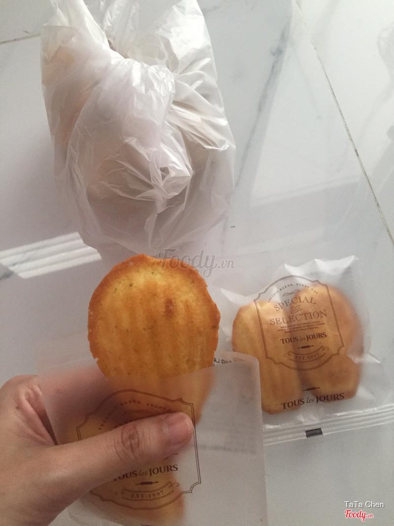 Bánh vị Chanh
