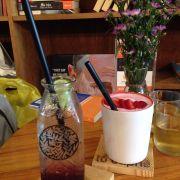 Smothie Dâu 30k, Soda Cherry 24k