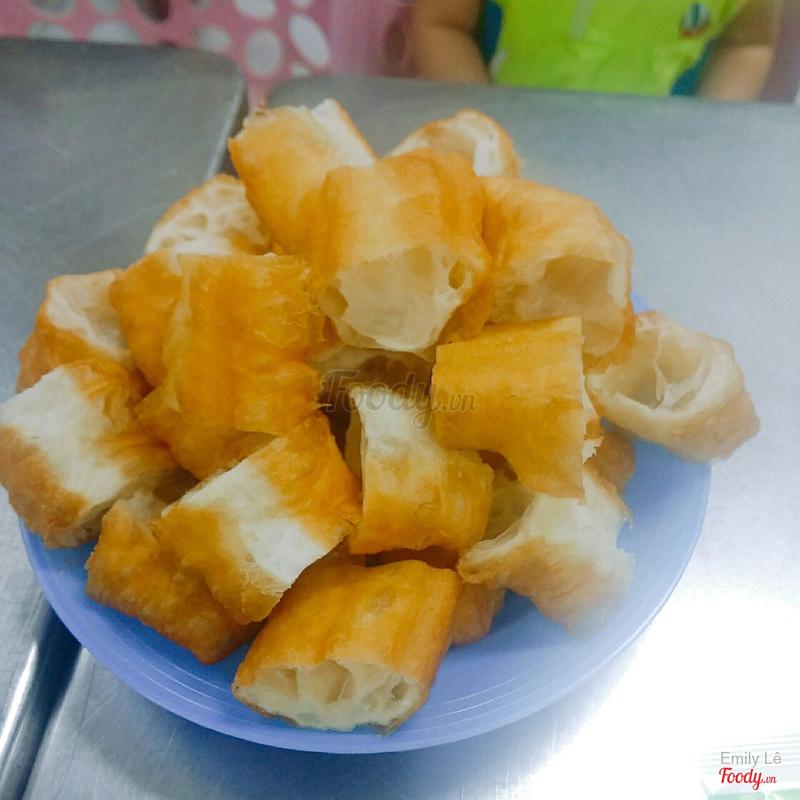 Bánh quẩy 20k