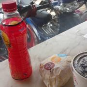 Burger Lotte #drthanhmonquasuckhoe