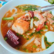 Dù mình ở Nha Trang nhưng ăn tôm, cua ở đây thấy tươi ngon , sợi bánh dai ...đặt biệt thấy quán sạch sẽ