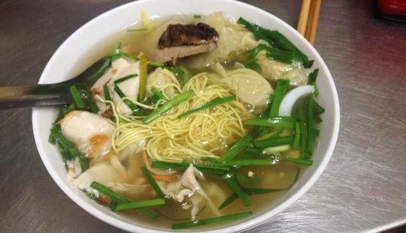 Quán Ăn Bình Tây - Mì Vằn Thắn & Hoành Thánh