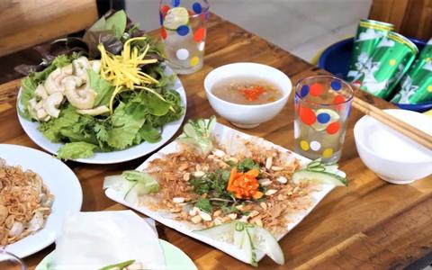 Những món hải sản ngon lạ chất lừ chỉ có ở Đà Nẵng