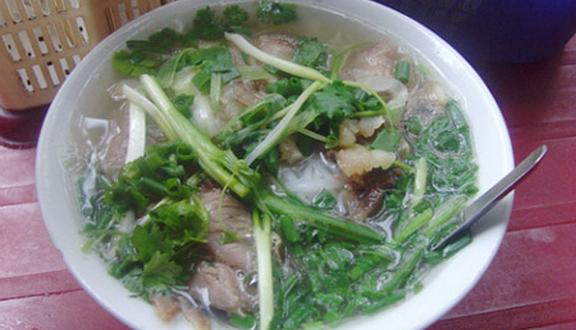 Phở Thu - Trần Cao Vân