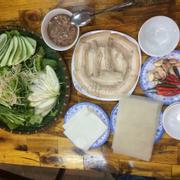 Bánh Tráng Cuốn Thịt Heo