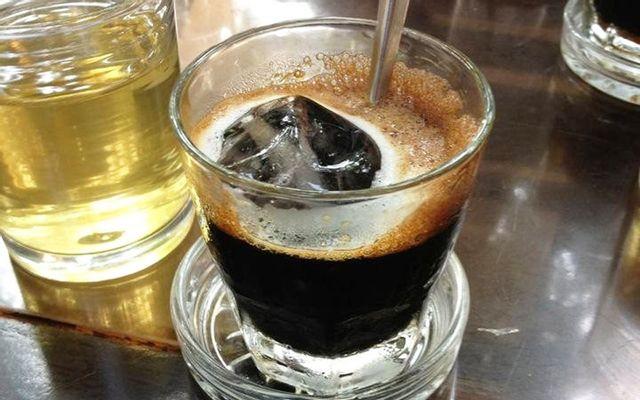 Vị Đắng Cafe